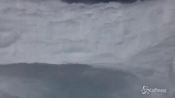 Dorian, nell'occhio del ciclone: le spettacolari immagini del NOAA