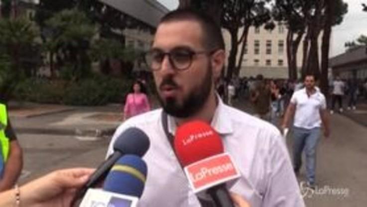 """Maxi concorso Regione Campania, la rabbia dei partecipanti: """"Una farsa, sequestrati per 4 ore"""""""