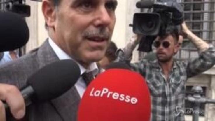 """Marcucci (Pd): """"Rousseau? Vedremo il risultato, noi continuiamo a lavorare su cose concrete"""""""