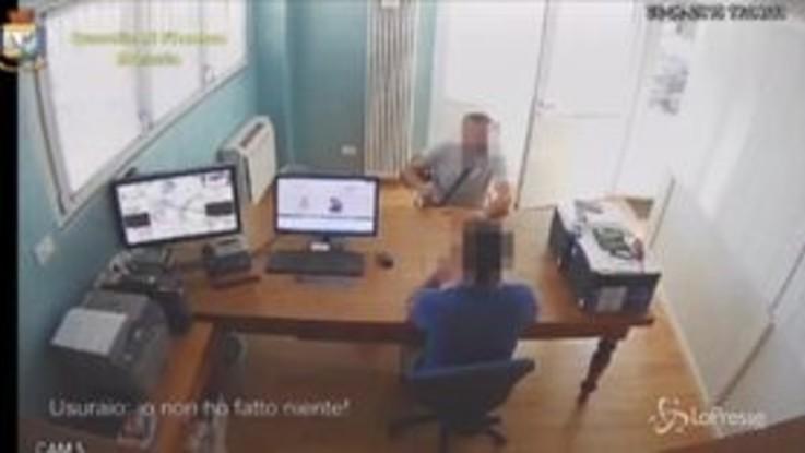 Arrestato usuraio di Bergamo mentre intasca 10mila euro