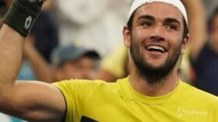 US Open, Berrettini vola ai quarti di finale