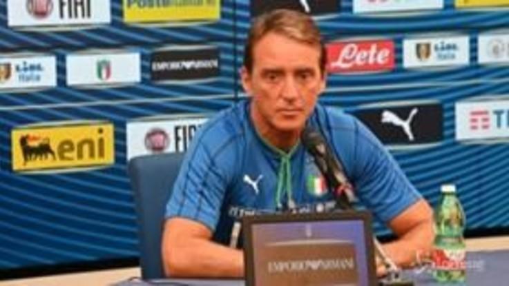 """Nazionale, Mancini: """"Il gruppo per gli Europei? La squadra ormai c'è"""""""