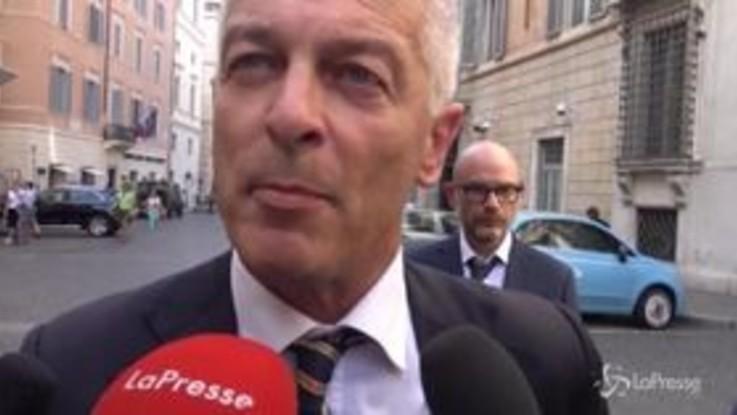 """Morra (M5s): """"Non mi fido di Renzi ma la fiducia si costruisce un passo alla volta"""""""