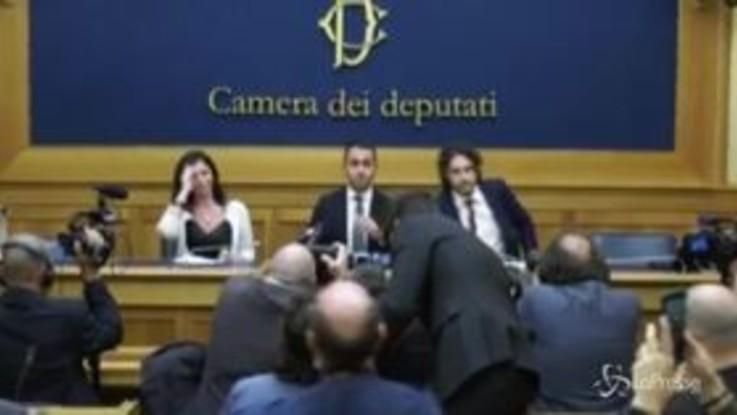 """Di Maio: """"In meno di un mese risolta una crisi di governo inedita"""""""