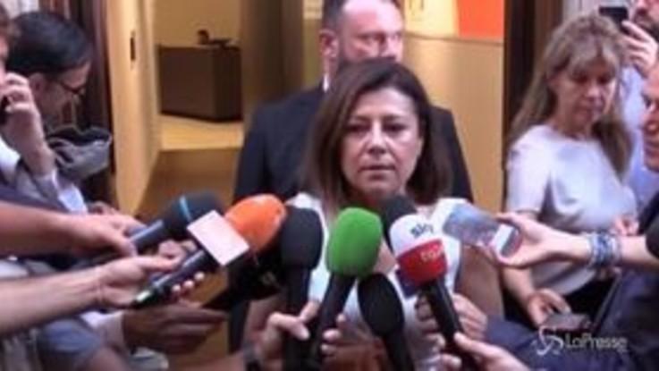 """Governo, De Micheli (Pd): """"Un nuovo inizio"""""""