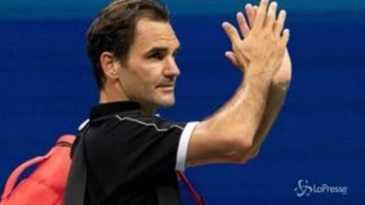 Tennis, Federer fuori ai quarti degli Us Open