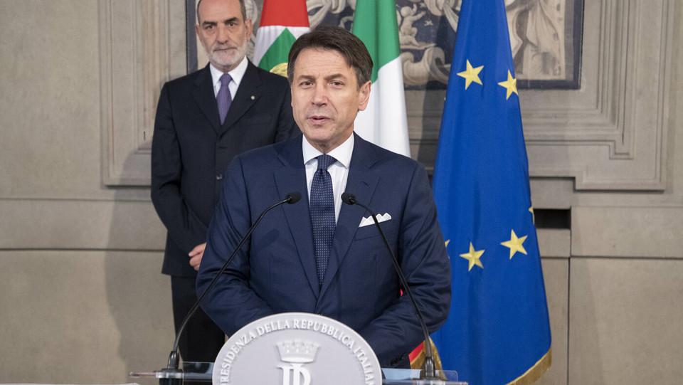 Conte, Presidente Consiglio ©