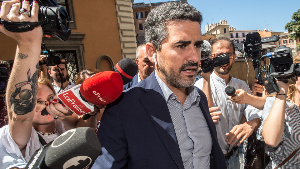 Fraccaro (M5S), Sottosegretario alla Presidenza del Consiglio ©