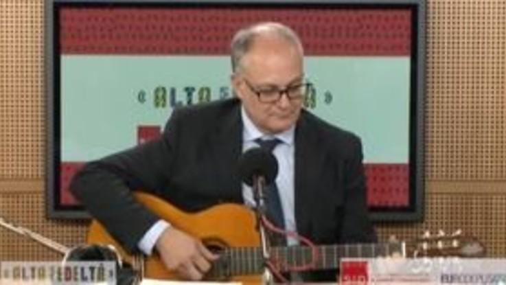 """Quando il neo ministro all'Economia Gualtieri suonava """"Bella Ciao"""""""