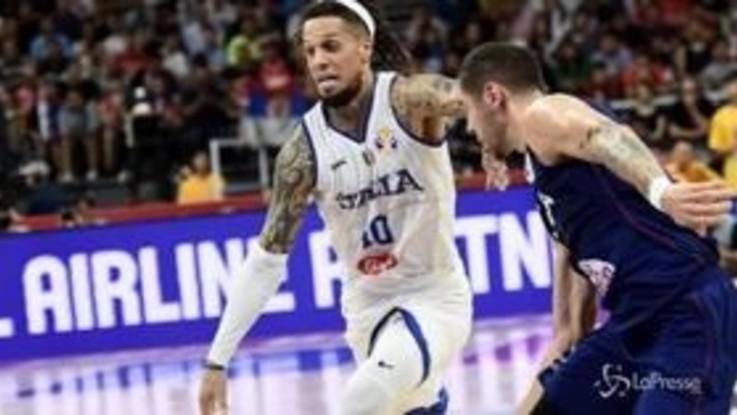 Mondiali: troppo forte la Serbia, l'Italbasket si arrende