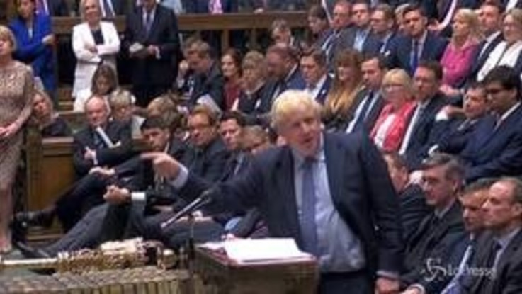Gb, terzo ko per Johnson: no ipotesi voto anticipato