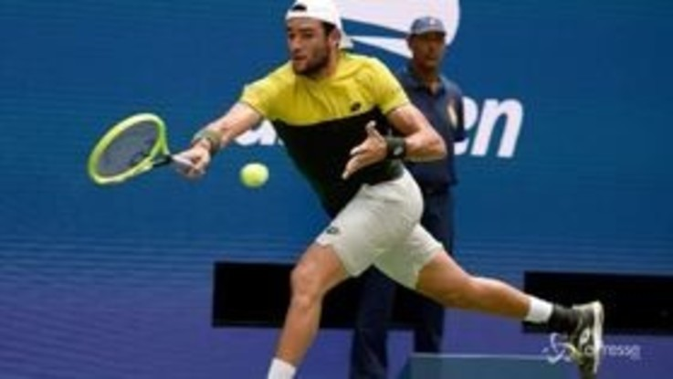 Us Open, Berrettini vola in semifinale