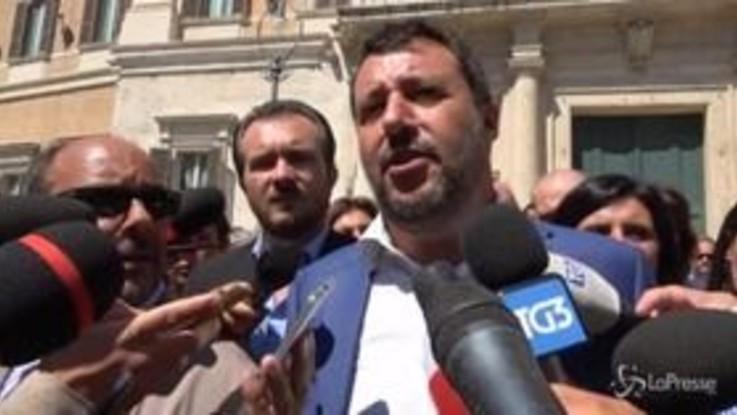 Sea Watch, Salvini indagato per diffamazione contro Carola Rackete