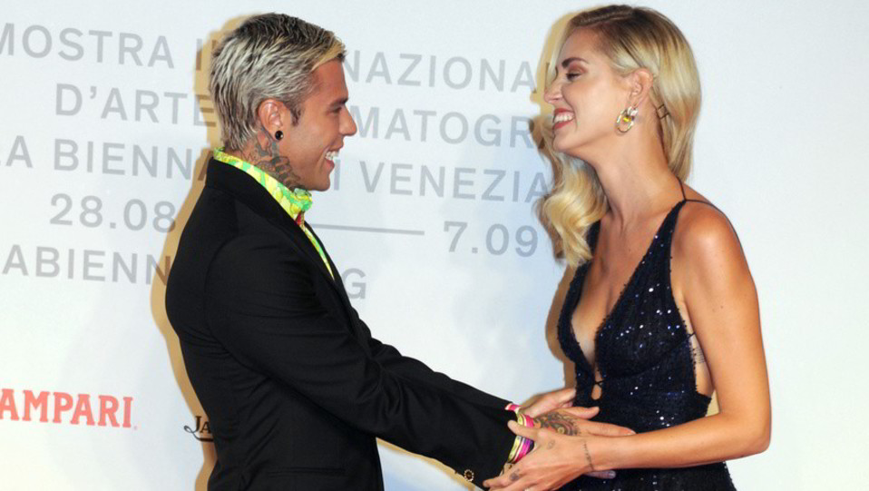 Chiara Ferragni e Fedez ©