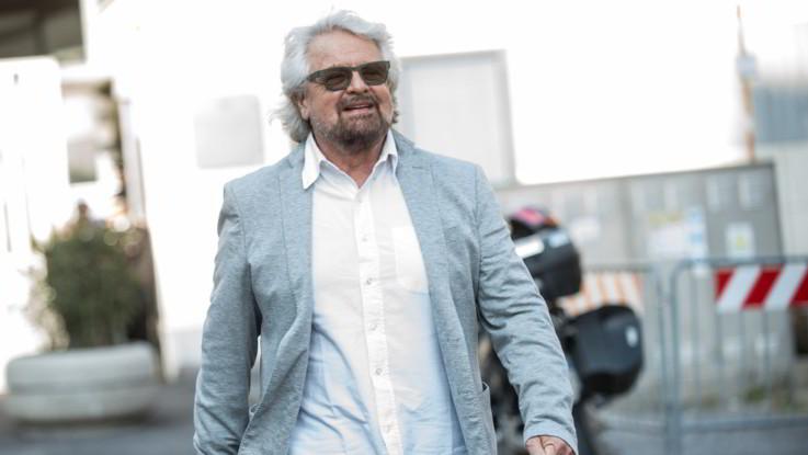 Violenza sessuale su una modella, indagato figlio di Beppe Grillo
