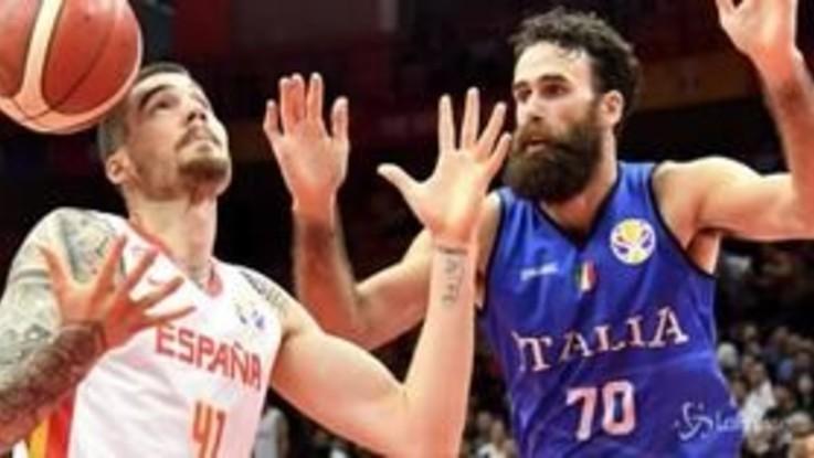 Basket, Italia ko con la Spagna e fuori dai Mondiali