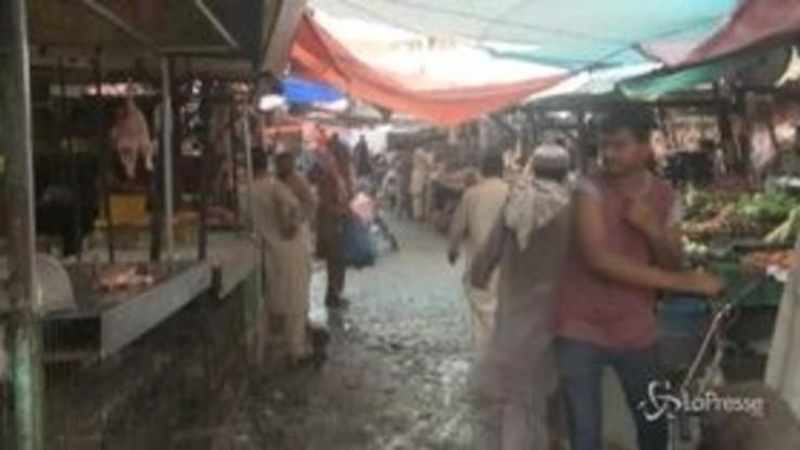 Pakistan, Karaichi messa in ginocchio da un'invasione di mosche