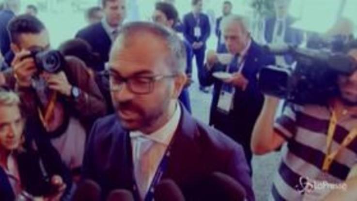 Forum Ambrosetti, nell'ultimo giorno grande attesa per il neo ministro Fioramonti