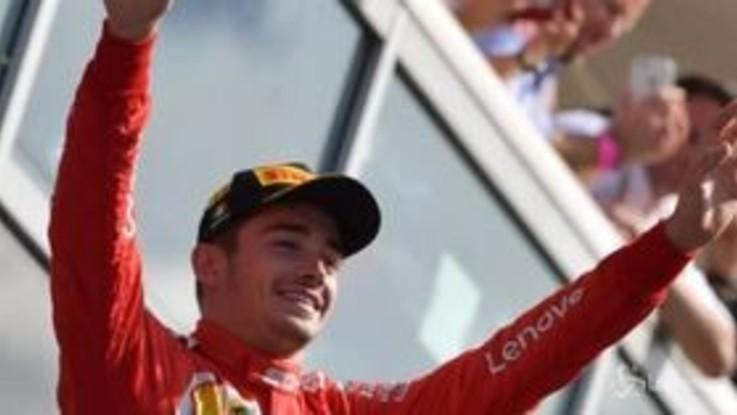 F1, Gp Italia: trionfo di Leclerc. La Ferrari vince a Monza dopo 9 anni