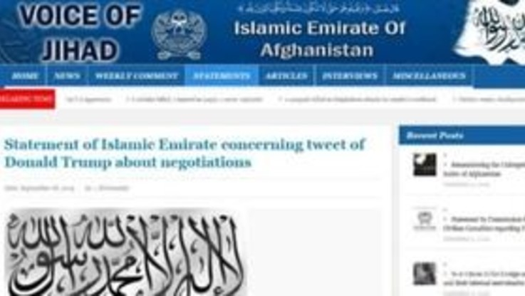 "Afghanistan, talebani: ""Usa pagheranno più di tutti"""