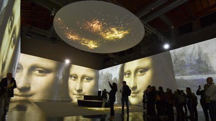 Milano, Corrado Veneziano in mostra con tele 'leonardesche' all'Ambrosiana