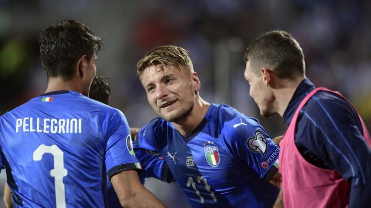 Qualificazioni Euro 2020, l'Italia vince 2-1 in Finlandia: pass vicino