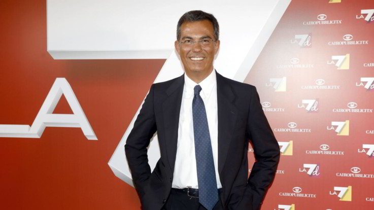 La7, a 'diMartedì' torna Giovanni Floris con i protagonisti della politica