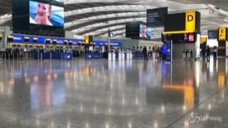 Sciopero British Airways, deserto lo scalo londinese di Heathrow