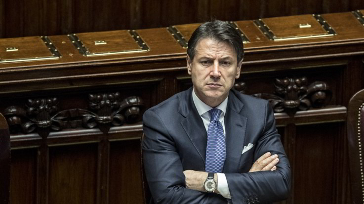 Governo, al via discussione in Senato - DIRETTA VIDEO