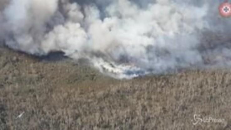 L'Australia orientale devastata dagli incendi