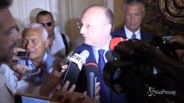 """Ue, Boccia: """"Con nomina Gentiloni governo ha fatto gol"""""""