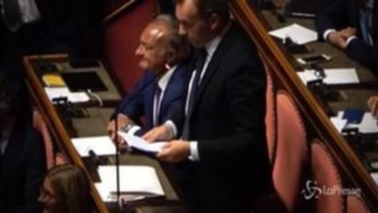 """Senato, Richetti (Pd) : """"Non voto contro ma mi astengo"""""""