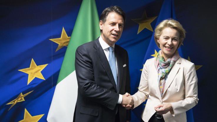 """Conte in missione a Bruxelles: """"Vorrei patto con Ue che consenta la crescita"""""""