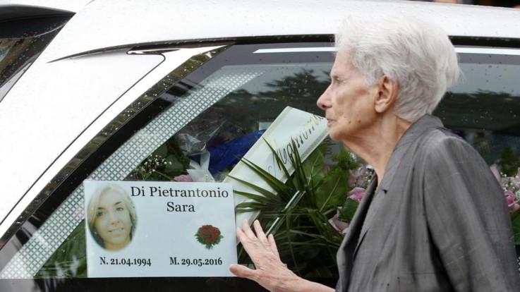 Omicidio Sara Di Pietrantonio, ergastolo per Paduano nell'appello bis