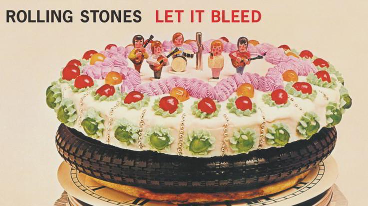 Rolling Stones, edizione deluxe in arrivo per i 50 anni di 'Let it bleed'