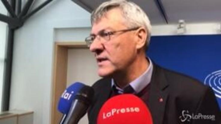 """Bruxelles, Landini: """"Governo ricostruisca il rapporto con le parti sociali"""""""