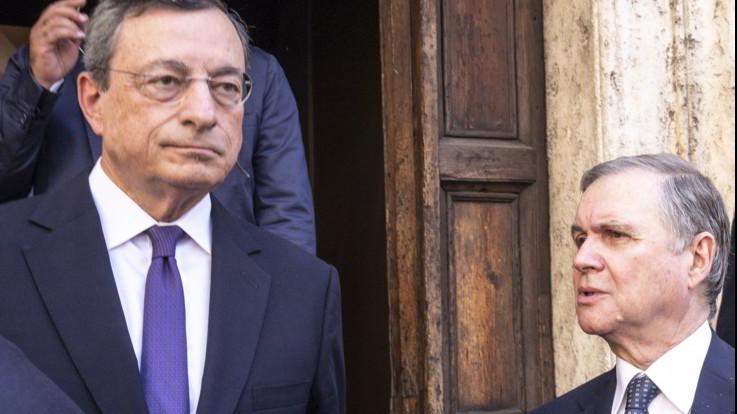 La BCE torna ad acquistare titoli di Stato e taglia i tassi sui depositi