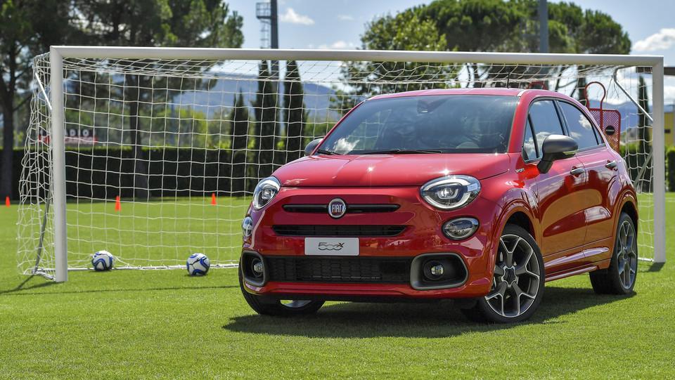 Nuova Fiat500X Sport ©