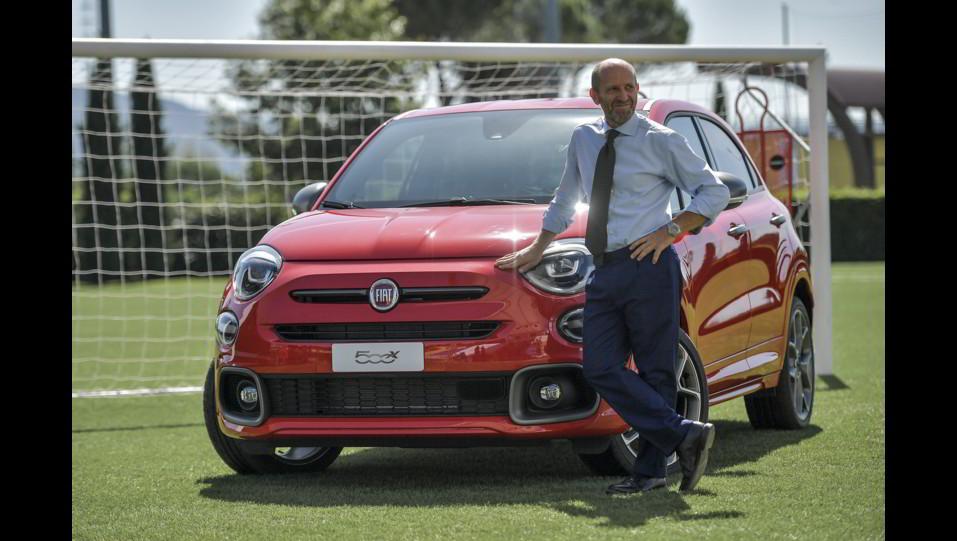 Luca Napolitano, Head of EMEA Fiat and Abarth Brands ©