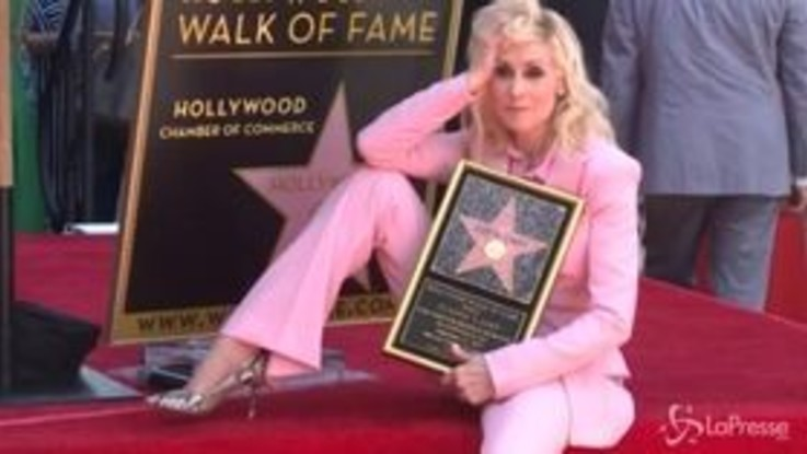 Cinema, una stella sulla Walk of Fame per Judith Light
