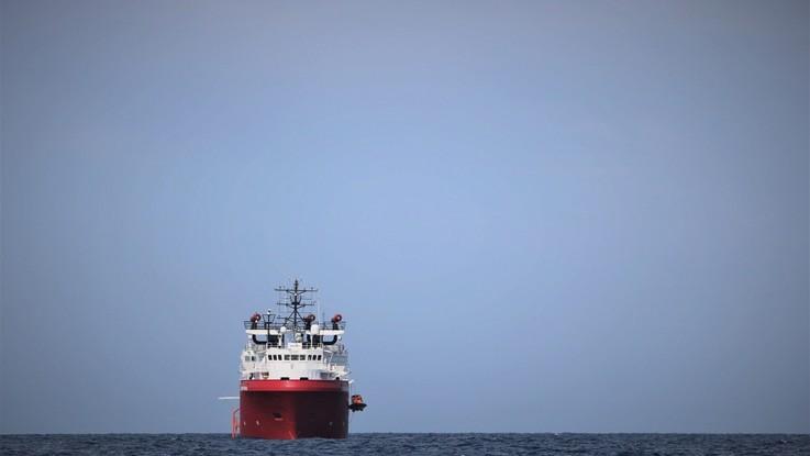 Migranti, Italia indica a Ocean Viking Lampedusa come porto sicuro