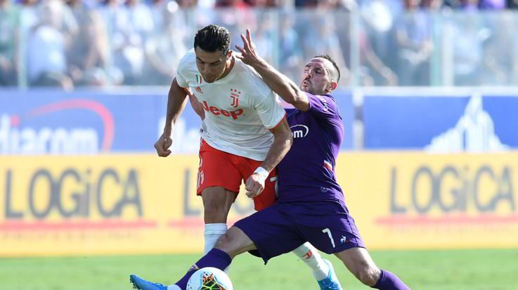 Serie A, Fiorentina-Juventus finisce 0-0