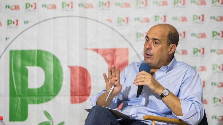 """Pd, Zingaretti: """"Nuova scissione? Spero di no, unità serve a democrazia"""""""