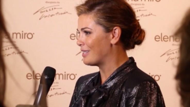 Moda, abiti per brillare: ecco la capsule di Vanessa Incontrada per Elena Mirò