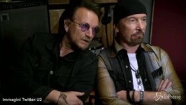 Gli U2 annunciano il primo concerto in India | VIDEO