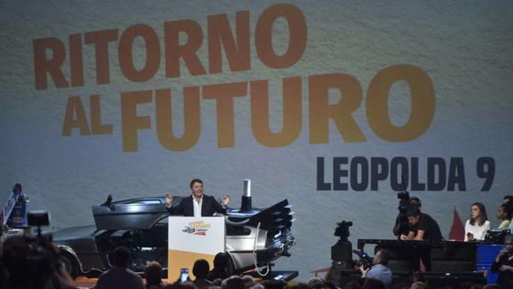 Leopolda: indagato ex presidente Open, la fondazione che finanziava Renzi