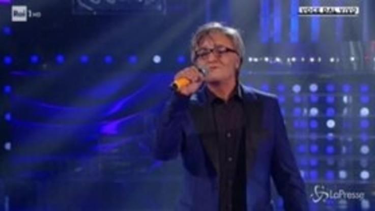 Tale e Quale Show, Agostino Penna diventa Curreri e trionfa nella seconda puntata