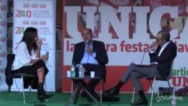 """Bersani: """"In Emilia Romagna non contraddiciamo la prospettiva per incontro con 5 Stelle"""""""