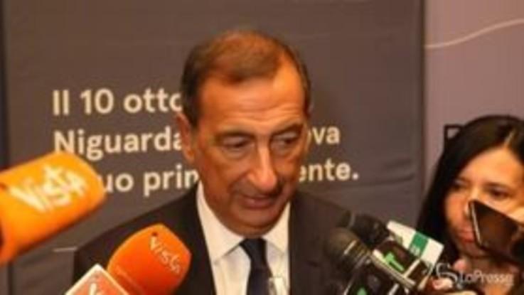 """80 anni Niguarda, Sala: """"Spirito di Milano è guardare al mondo senza paura"""""""