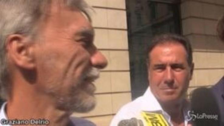 """Scissione Renzi, Delrio: """"Non bisogna creare fibrillazione al governo"""""""